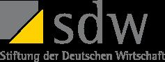 Logo der Stiftung der Deutschen Wirtschaft (SDW)