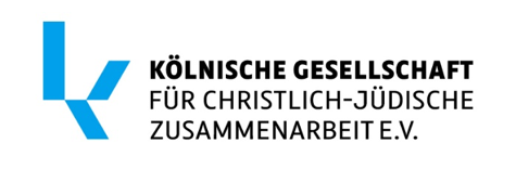 Logo Kölnische Gesellschaft für christlich-jüdische Zusammenarbeit