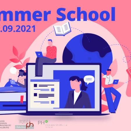 Summer School 2021 — Bildungs(un)gerechtigkeit in Schulen und der Lehrer*innenbildung: internationale Perspektiven