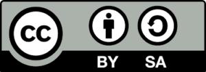 Logo CC-By-SA Lizenz